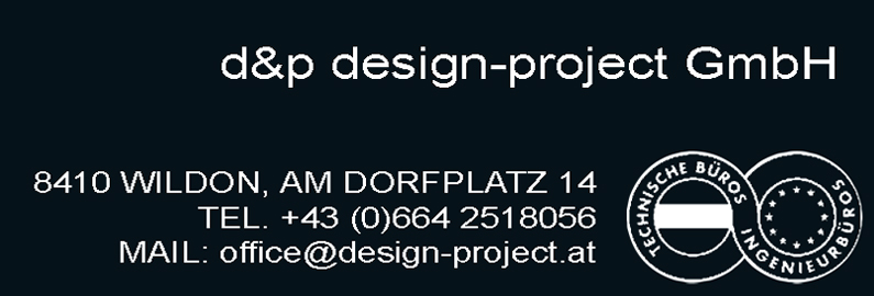 d&p design-project GmbH